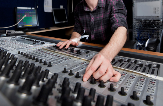 audio engineering schools
